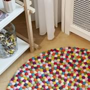 PINOCCHIO Rug, HAY - the color and the comfort of a pure wool