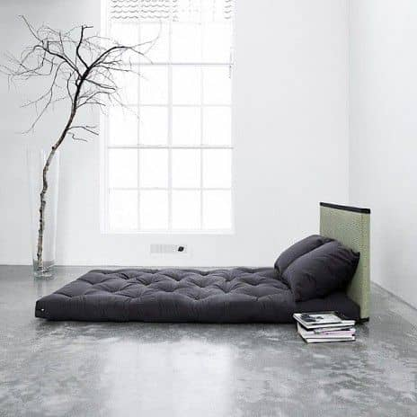 TATAMI SOFA BED: Futon + 2 Back Cushions + Tatami, really a good deal! - deco and design - awp_details: