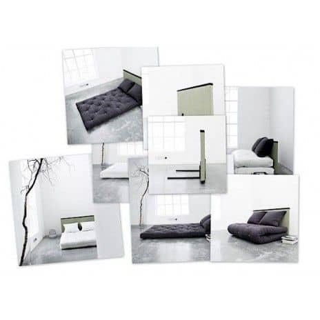 TATAMI BED Sano : le tatami, le futon, et les 2 coussins - une affaire ! déco et design
