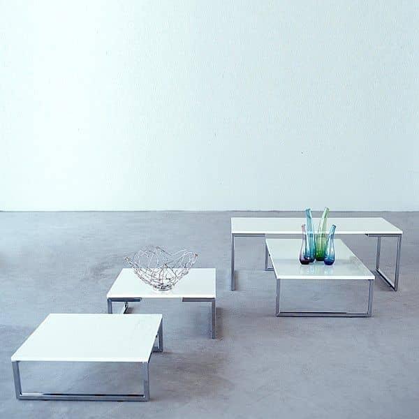 Den MIRROR Sofabord er let at leve og billigt - deco og design, SOFTLINE