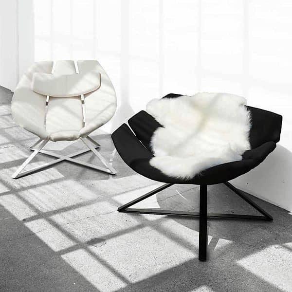 RADAR Slapp Chair: elegant og overraskende! - Deco og design, SOFTLINE