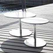 HELLO is a practical side table or coffee table