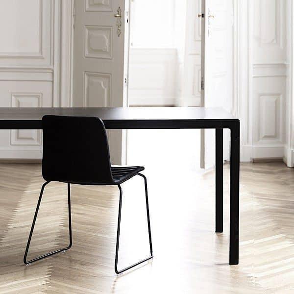 der t12 esstisch oder schreibtisch von hay nordic design. Black Bedroom Furniture Sets. Home Design Ideas