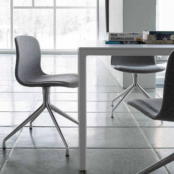 T12 mesa de comedor o escritorio por HAY. diseño nórdico, tan