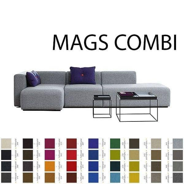 Mags Sofa Modules Combinations