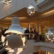 SCHEISSE - μεγάλη εκκρεμότητα λαμπτήρα - διακόσμηση και ο σχεδιασμός, NORTHERN LIGHTING