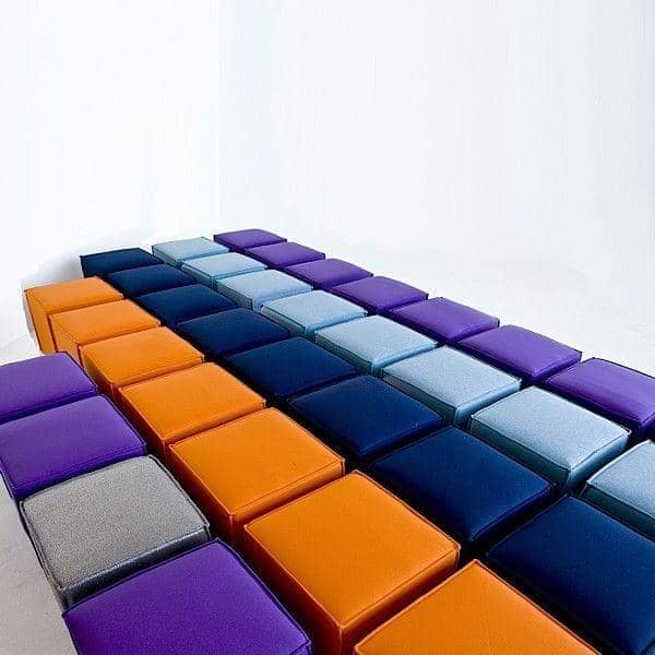 SPACE, a very useful and comfortable pouf !