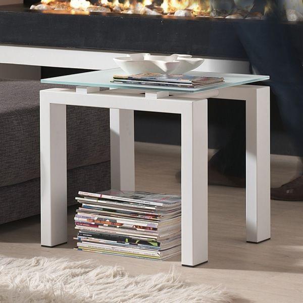 La table wings plateau en verre tremp matelux pi tement for Table exterieur verre trempe