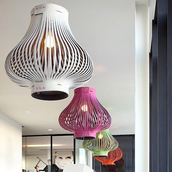 3 x BUZZILIGHT XL lamper, stående eller afventer, øko-venlige ...