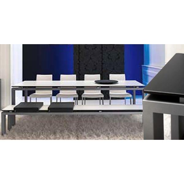 wings bank f r den innen oder au enbereich tablett in hpl trespa lackierte aluminium struktur. Black Bedroom Furniture Sets. Home Design Ideas