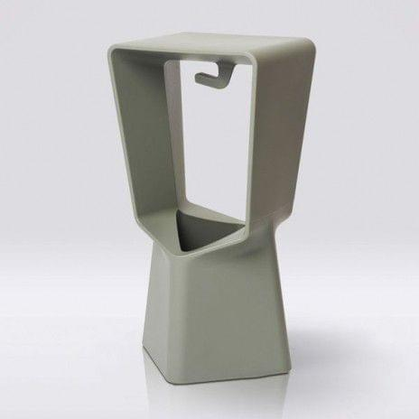 KENNY Bar Stool - the outdoor french touch - deco and design, QUI EST PAUL