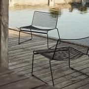HEE Lounge Chair di HAY, comfort al suo meglio - deco e del design