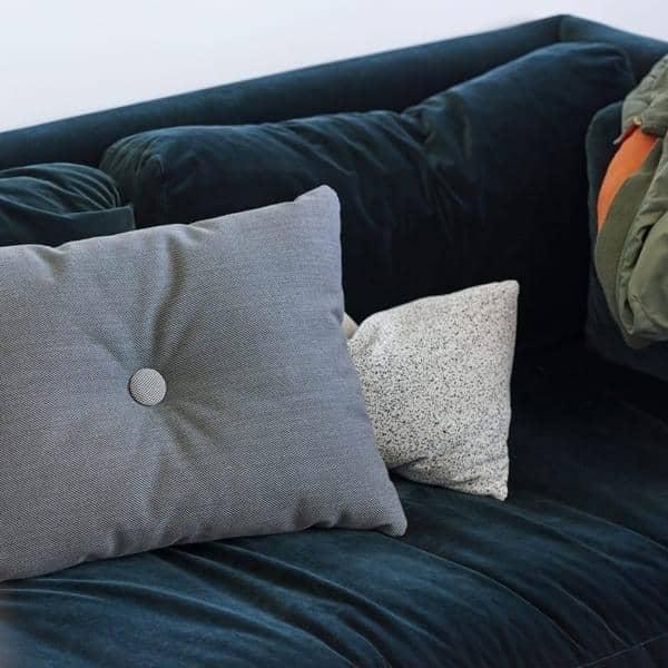 Hay Cuscini.Cuscino Dot Bei Tessuti Grandi Colori Hay