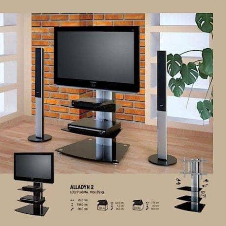ALLADYN 2 - LCD PLASMA TV møbler - interiør og design