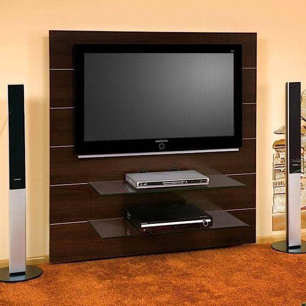 Déco Toilettes Zen : PANORAMA 2  Meuble TV LCD PLASMA  déco et design