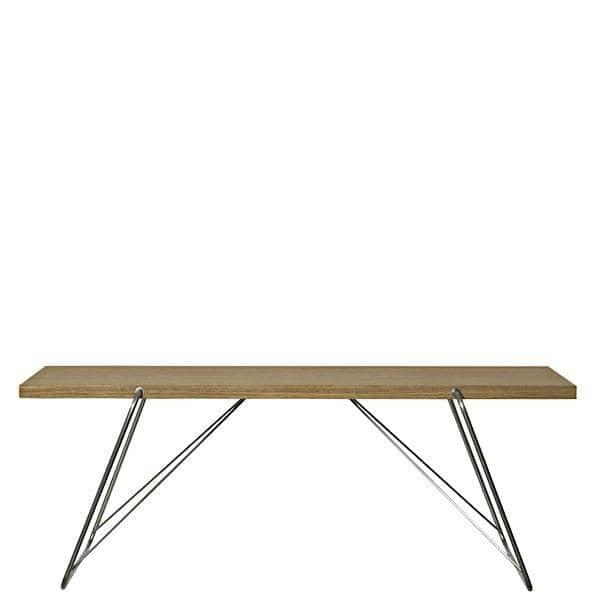AD - JUST Coffee Table er stilig og solid, Møbel