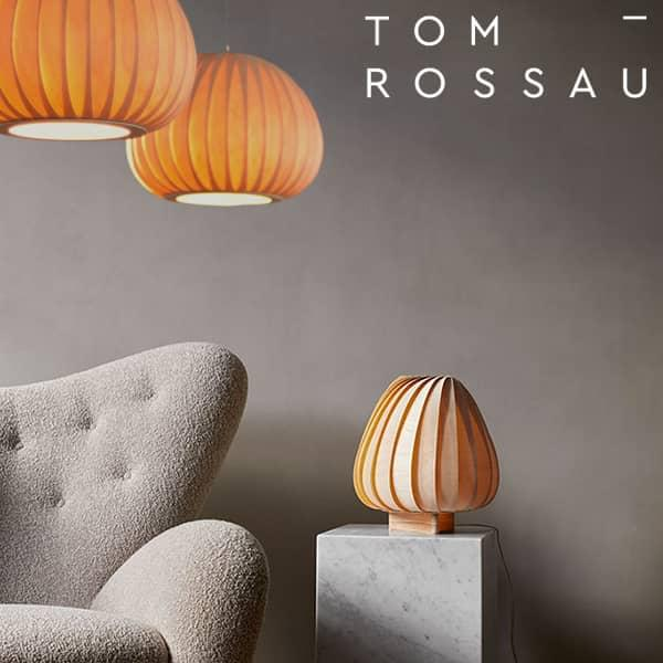 TOM ROSSAU - TR 12 Pendel eller bordlampe: sjov og farvet! - Deco og design