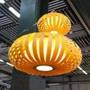 TOM ROSSAU - ST 903 Pendant Light: tre og design på sitt beste mix - deco og design
