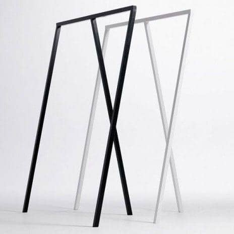 LOOP stativ, HAY, for alt tøj - ideel til showroom, gallerier, butikker - deco og design