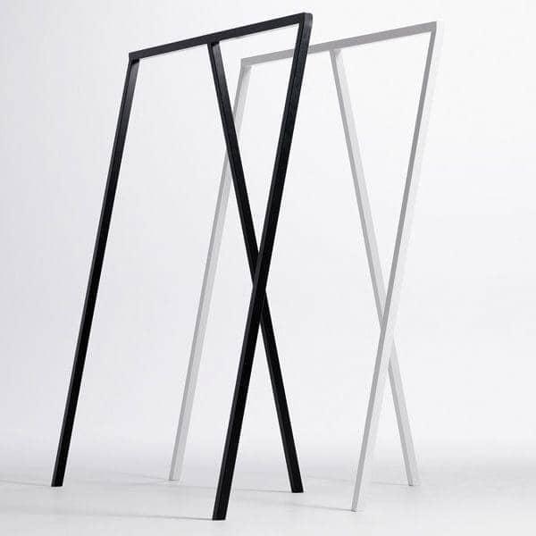 LOOP stand HAY, per tutti i vestiti - ideale per showroom, gallerie, negozi - deco e del design