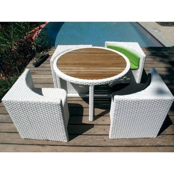 Salon Jardin Structure Aluminium ~ Jsscene.com : Des idées ...