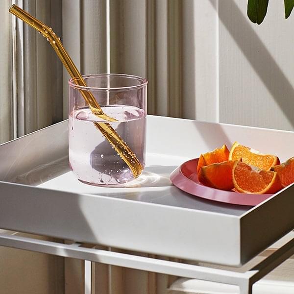 TRAY tabellen, Hay, veldig nyttig og design - forskjellige størrelser og farger tilgjengelig