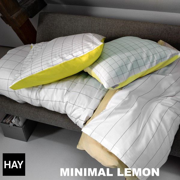 bettw sche kollektion hay eine fr hliche sammlung aus 100 baumwollsatin my deco. Black Bedroom Furniture Sets. Home Design Ideas