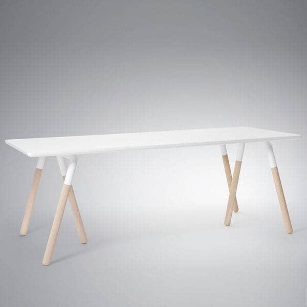 Raft spisebord and sæder, af norm arkitekter   ligesom maritime ...