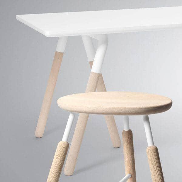 Raft spisebord and saeder af norm arkitekter ligesom maritime genstande deco and design and tradition.jpg
