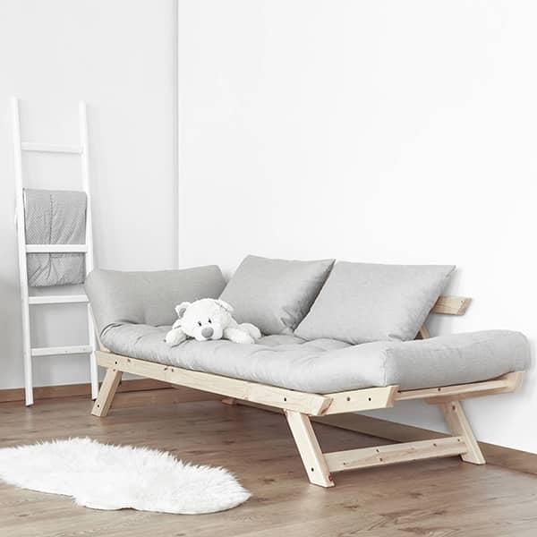 Chaise Longue Letto.Alula A Comfortable Convertible Sofa Chaise Longue Nordic