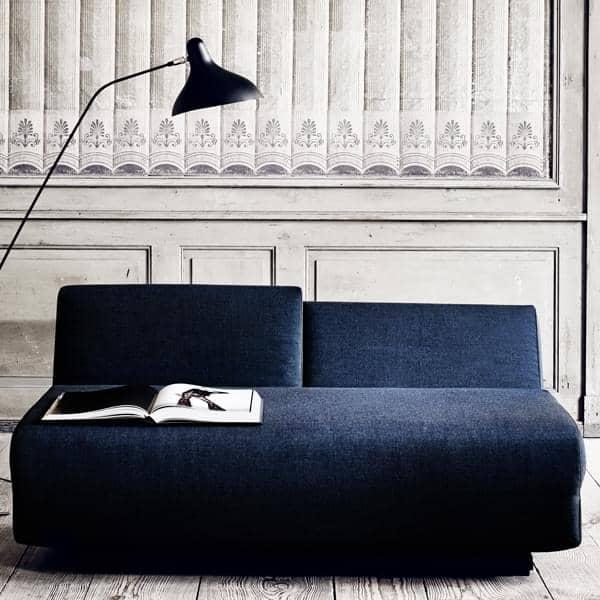 CITY poltrona e divano: in un minuto, si ottiene un comodo divano letto - deco e del design, SOFTLINE