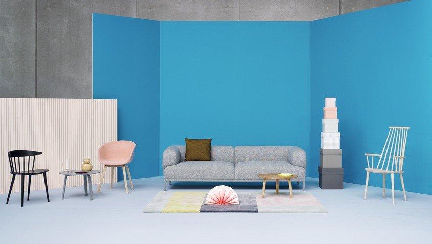 Homecoming design med møbler af mærket hay   min deco shop   blog