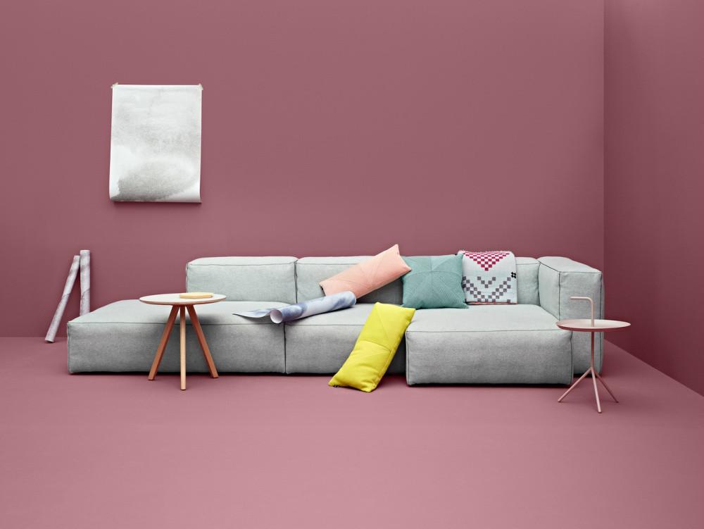 Retour aux sources du design avec le mobilier de la marque hay ...