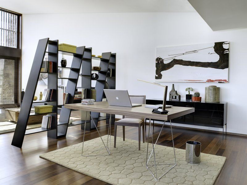 shaker-5-etagere-bibliotheque-noir-design