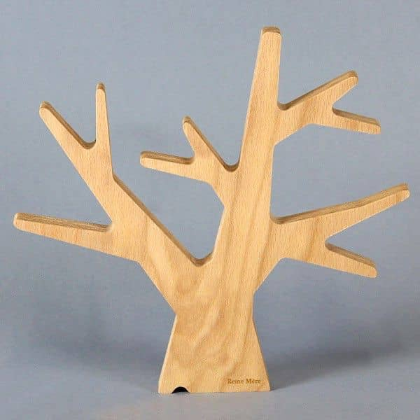 L'ARBRE, trivet, beech plywood, eco-design