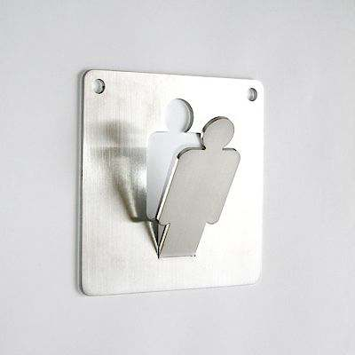 ACCROC Coat peg - SYMBOLS to tidy everything up in the house