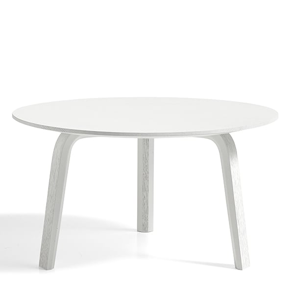 BELLA coffee table, by HAY, return to origins