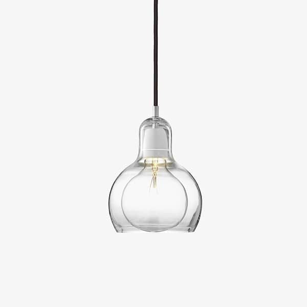 BULB and MEGA BULB lighting collection, by SOFIE REFER, for ANDTRADITION: sober, beautiful and elegant lighting