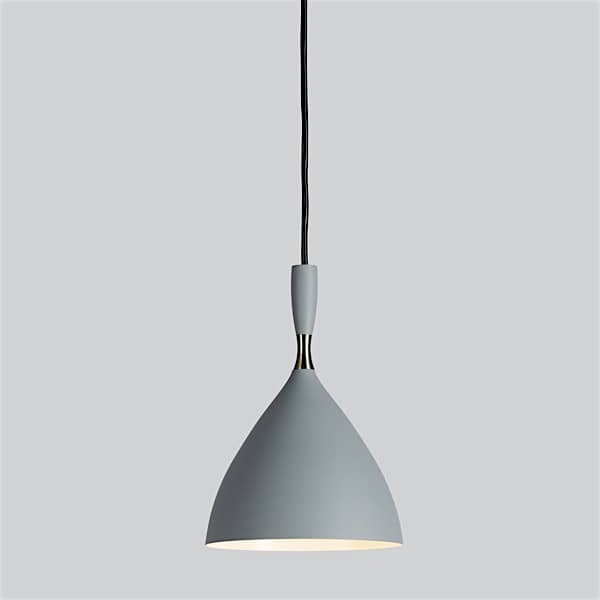 DOKKA er et lite anheng lys med en ren profil - deco og design, NORTHERN LIGHTING