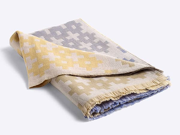 PLUS 9 QUILTS, HAY : colori brillanti e subtile - design nordico