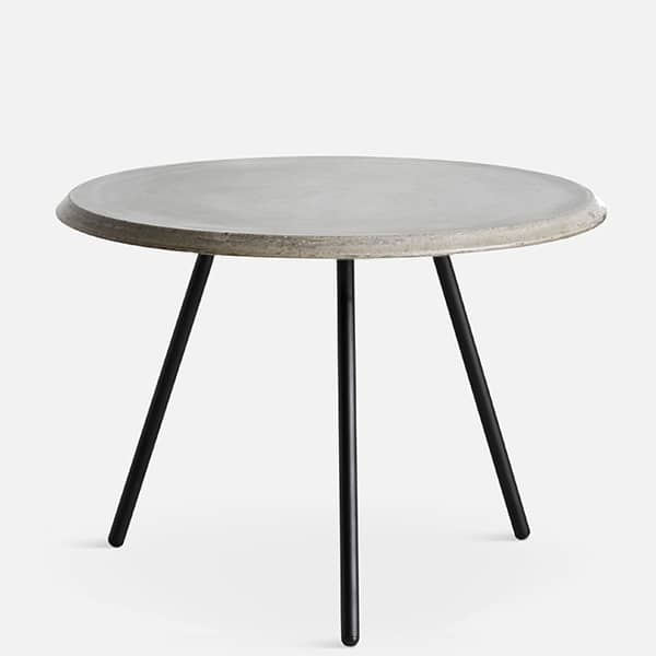 SOROUND side table, elegant Scandinavian design.