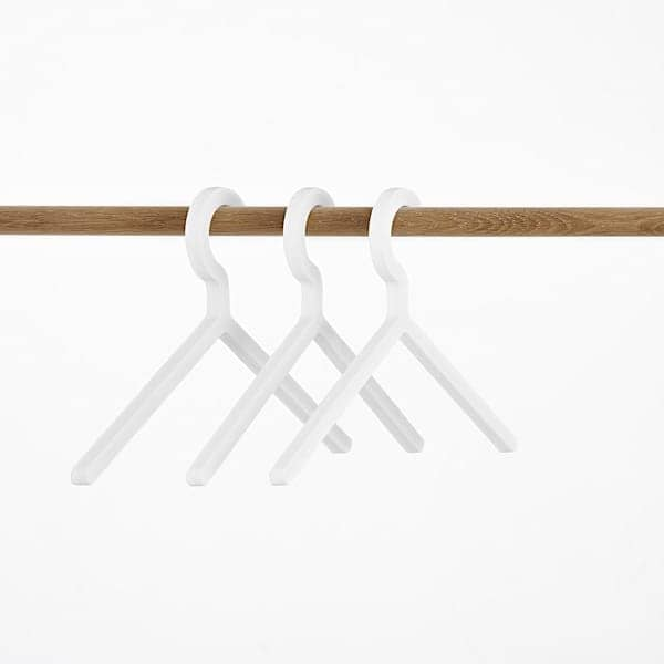 ILLUSION hangers, practical and elegant, danish design