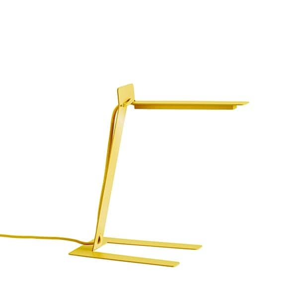 BENSHEEE table lamp, metal, Jannis Ellenberger. WOUD