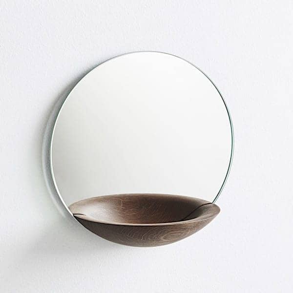 Mirrors designed in Denmark: TIMEWATCH mirror, pocket mirror, barb and makeup mirrors