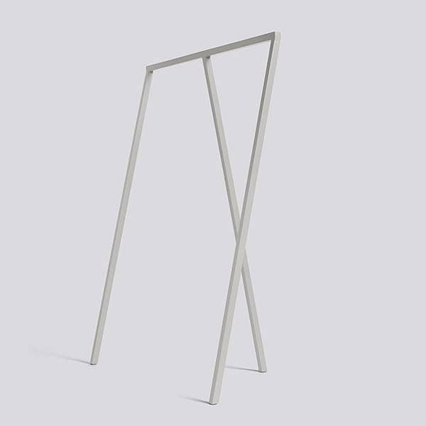 LOOP stand HAY, per tutti i vestiti - ideale per showroom, gallerie, negozi - deco e del design