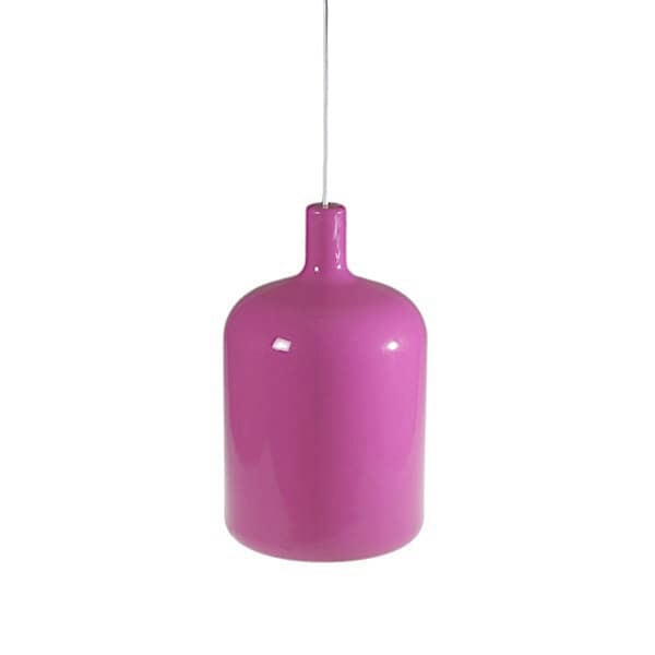 BULB hanging lamp, one lamp