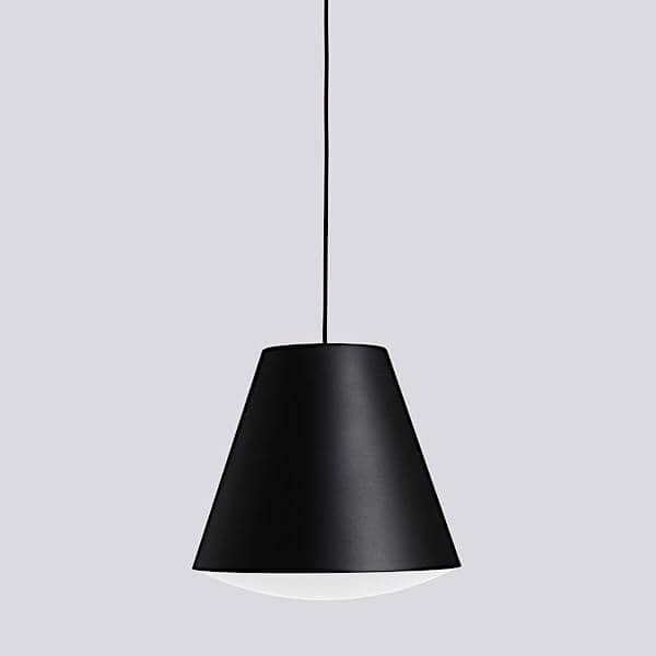 Suspension or ceiling light SINKER, contemporary and technical