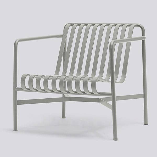 PALISSADE collection - chair, armchair, bar stools, sofa, tables and bench - for indoor or outdoor use