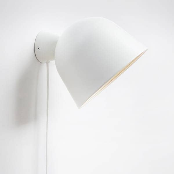 KUPPI, a wall lamp, metal, ingenious, magnetic, design
