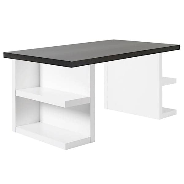 MULTI 160 or MULTI 180 desks, refined and functional. TEMAHOME